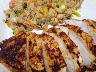 chicken moroccan baked chicken
