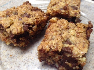 passover miracle bars