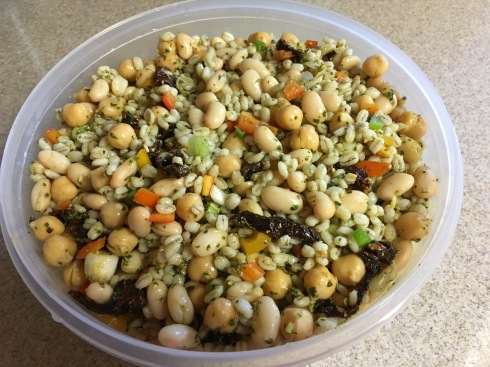 bean salad Tuscan