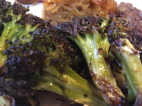Broccoli, Orange-Chili