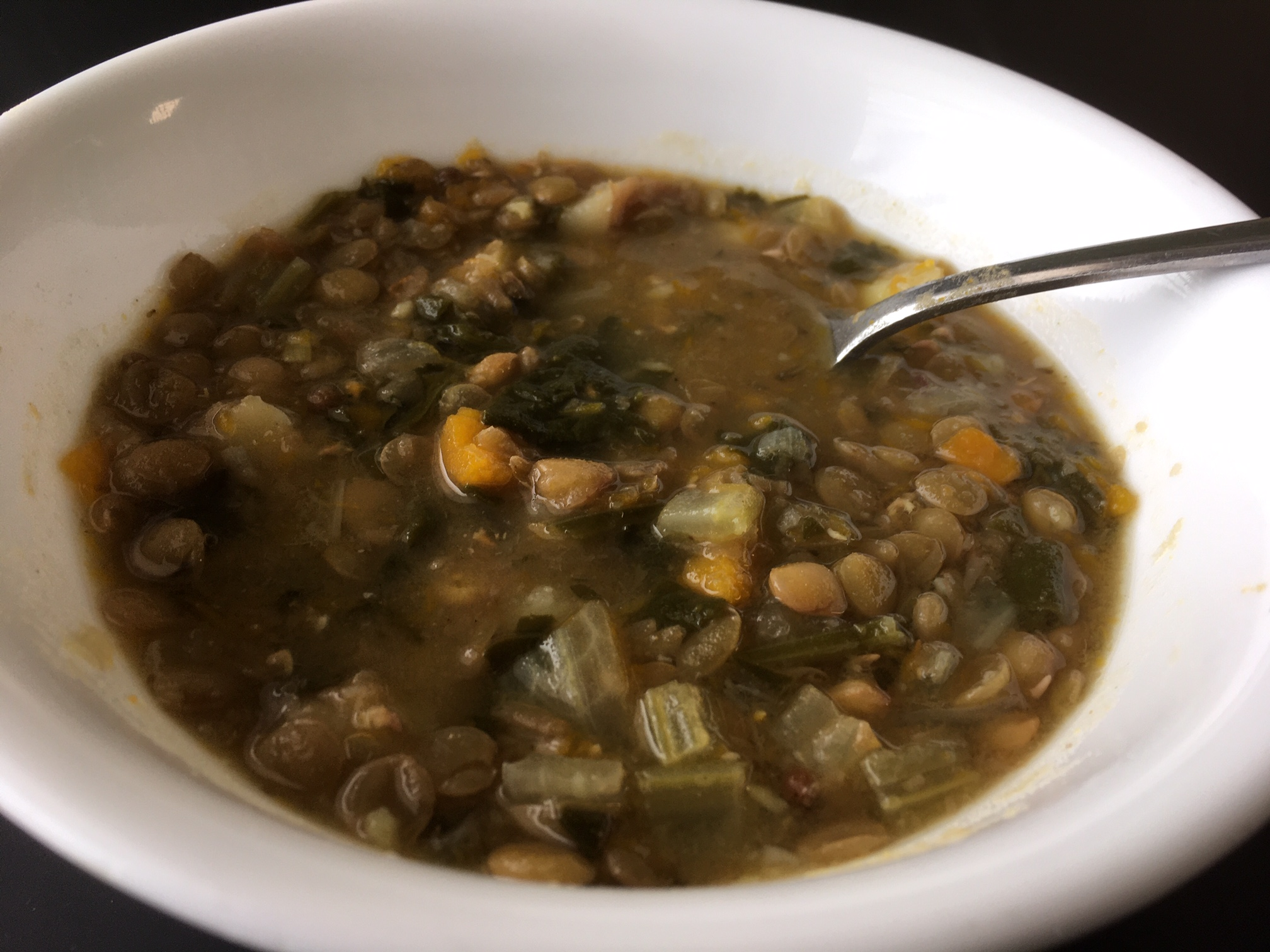 Lentil soup Greek
