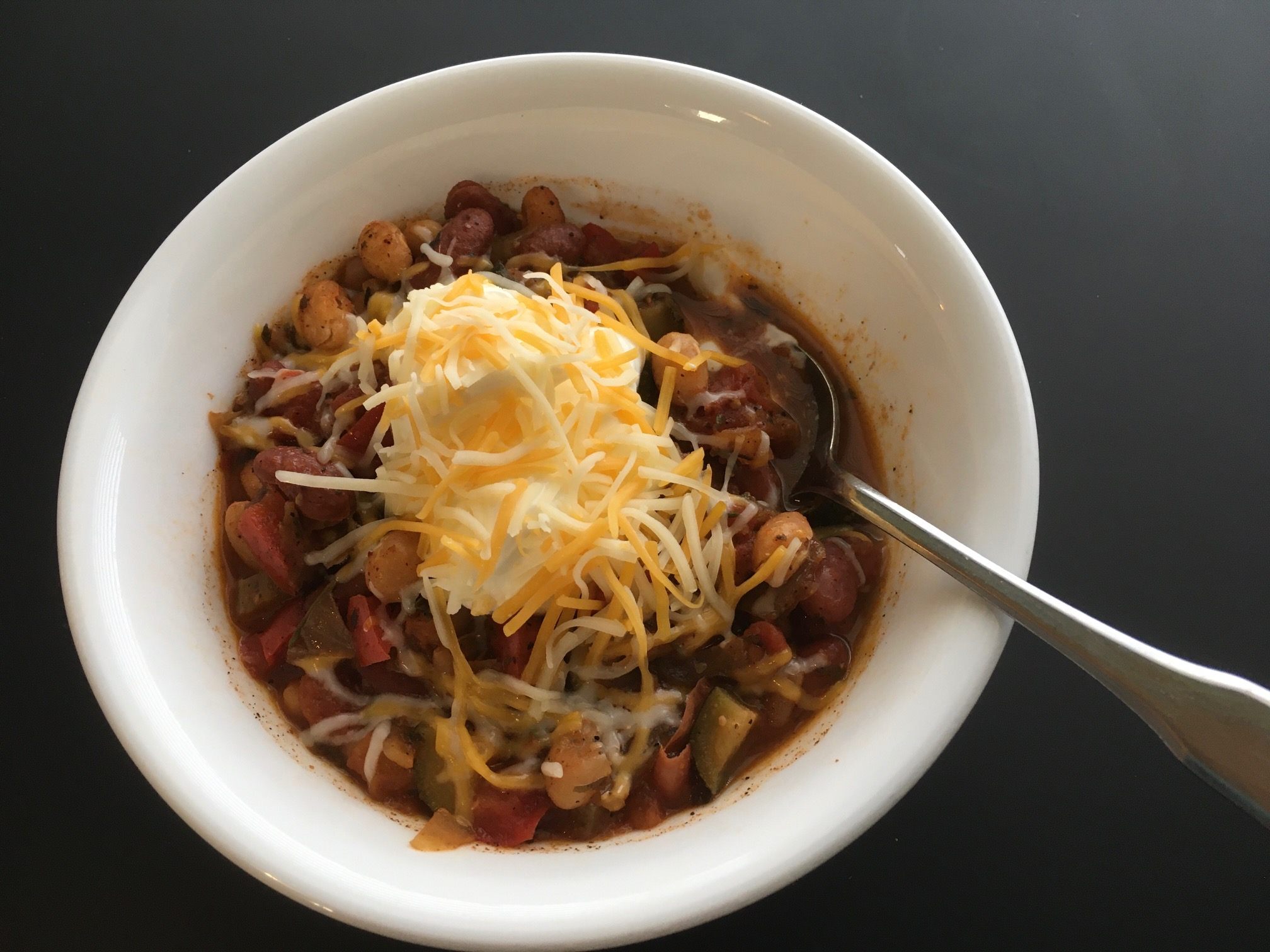 chili vegetarian